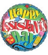 "18"" Happy Assistant's Day Pencil"